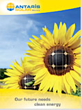 The Antaris Solar Corporate Brochure - Download now!
