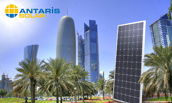 ANTARIS SOLAR brings high- quality photovoltaic technics and its own module series to the United Arab Emirates and Qatar.