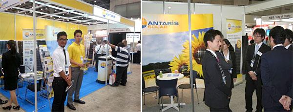 Antaris Solar Japan