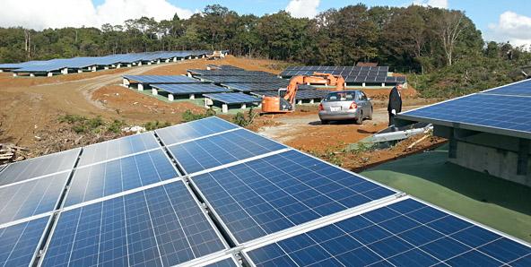 More solar projects near Kanazawa, Japan