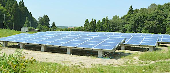 700kw project near Kanazawa, Japan