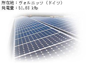 Antaris製Photovoltaik Referenzanlage Kerstenbruch 99kWp