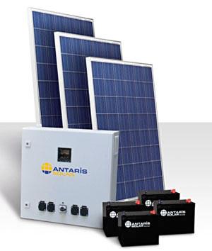 ANTARIS SOLAR's new eKiss 4 system will be showcased during Solar Energy UK.
